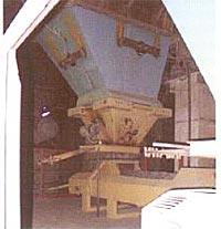 Рис. 3 Пример расположения индукторов